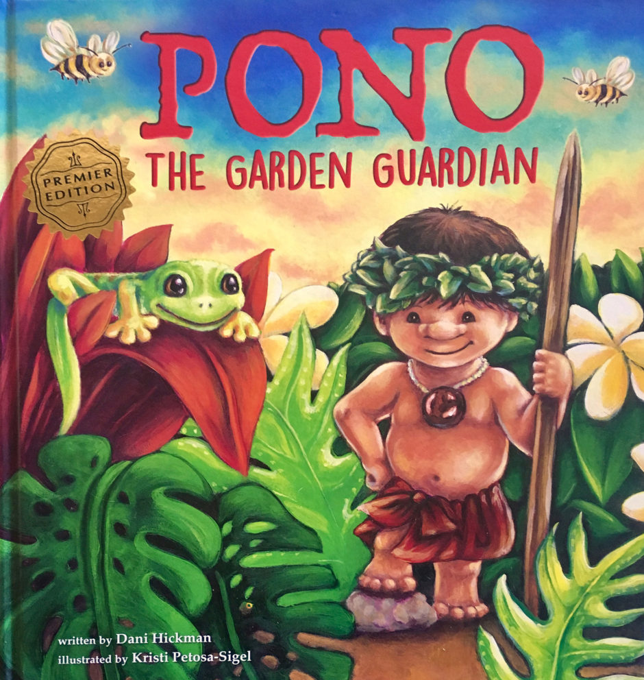 Pono the Garden Guardian
